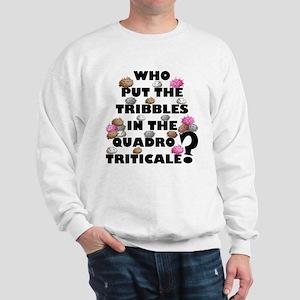 2 Sided Tribble Sweatshirt