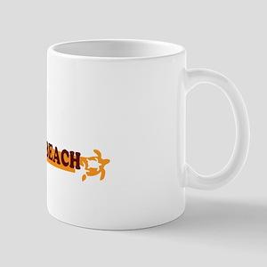 St. Pete Beach - Beach Design. Mug