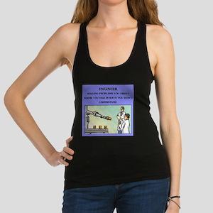emgineer engineering joke gifts t-shirts Racerback