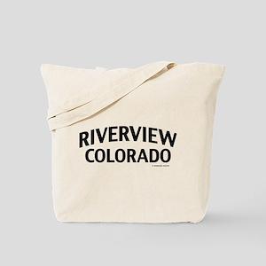 Riverview Colorado Tote Bag