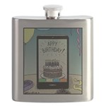 Appy Birthday! Flask