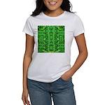 Royal Hawaiian Palms Print Women's T-Shirt