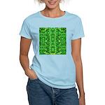 Royal Hawaiian Palms Print Women's Light T-Shirt