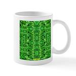 Royal Hawaiian Palms Print Mug
