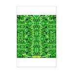 Royal Hawaiian Palms Print Mini Poster Print