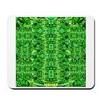 Royal Hawaiian Palms Print Mousepad