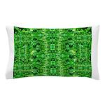 Royal Hawaiian Palms Print Pillow Case