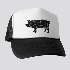 Bacon Pig Trucker Hat