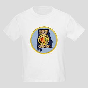 Alabama Corrections Kids T-Shirt