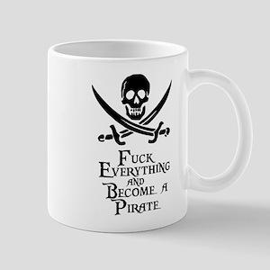 Become a pirate Mug