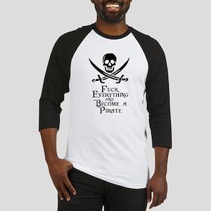 Become a pirate Baseball Jersey