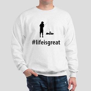 RC Boat Sweatshirt