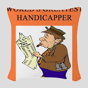 worlds greatest handicapper horse player Woven Thr