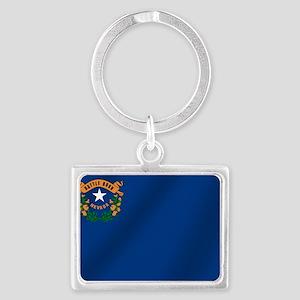Flag of Nevada Keychains