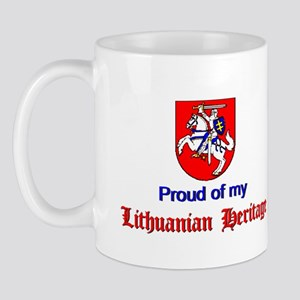 Official Lithuanian Crest Mug