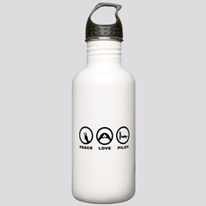 Pilot Stainless Water Bottle 1.0L