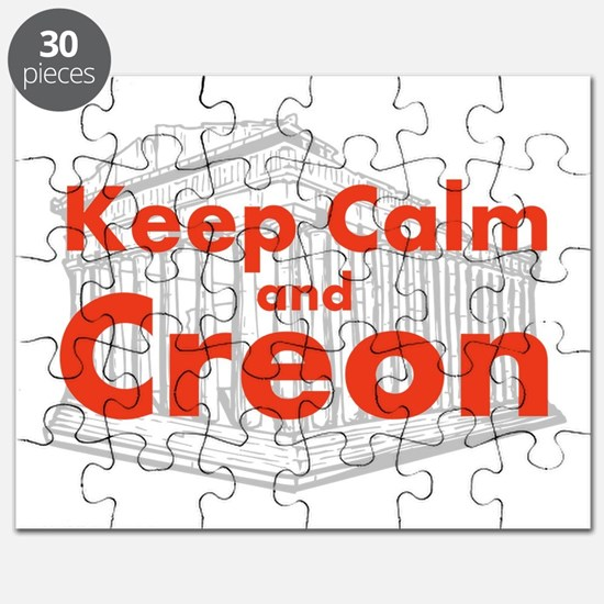 Keep Calm and Creon Puzzle