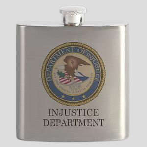 INJUSTICE Flask