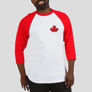 Canada: Maple Leaf Baseball Jersey