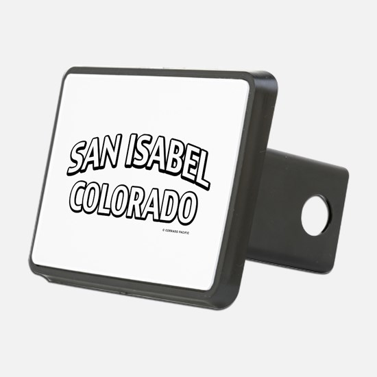 San Isabel Colorado Hitch Cover