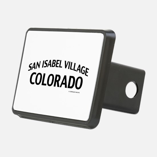 San Isabel Village Colorado Hitch Cover
