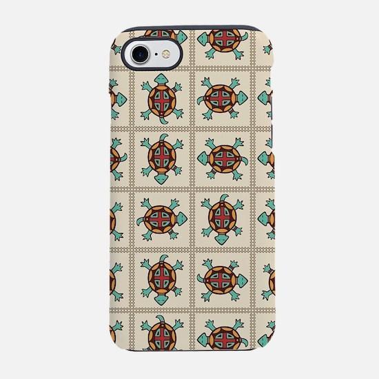 Native american pattern iPhone 7 Tough Case