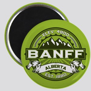 Banff Green Magnet