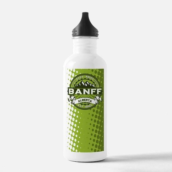 Banff Green Water Bottle