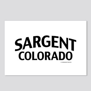 Sargent Colorado Postcards (Package of 8)