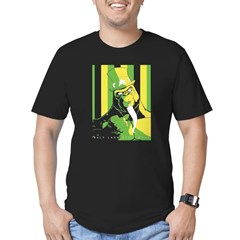 Guerrilla Artfare Volume 02 In Black T-Shirt