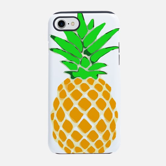 One Pineapple Tropical Fruit iPhone 7 Tough Case