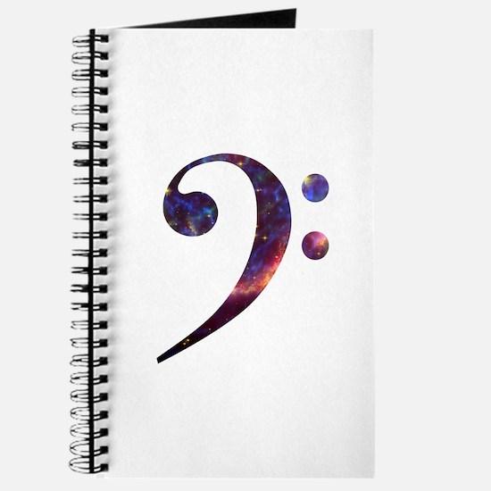 Bass clef nebula 1 Journal