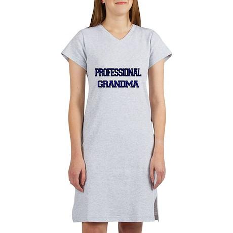 Professional Grandma Women's Nightshirt