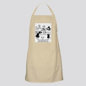 Dog Barista Apron