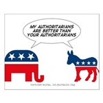 Authoritarians Small Poster