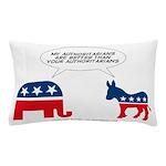 Authoritarians Pillow Case