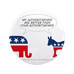 "Authoritarians 3.5"" Button"