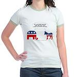 Authoritarians Jr. Ringer T-Shirt