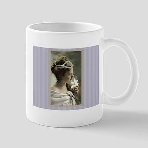Study in Lilac Mugs