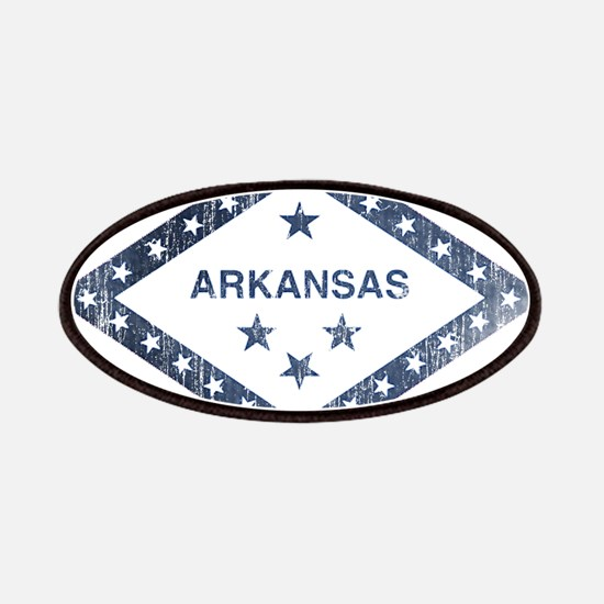 Vintage Arkansas State Flag Patches