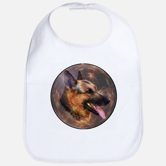 german shepherd Bib