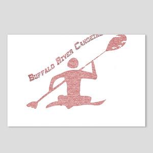 Buffalo River Canoe Postcards (Package of 8)