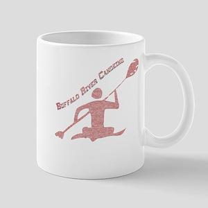 Buffalo River Canoe Mug