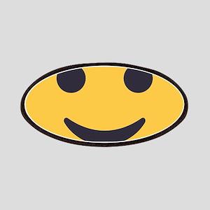 Smile Emoji Face Patch