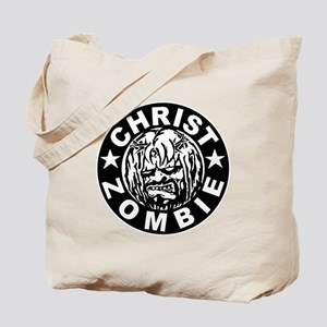 Christ Zombie Tote Bag