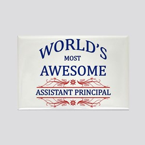World's Most Awesome Assistant Principal Rectangle