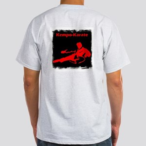 Kempo-Karate Ash Grey T-Shirt #2