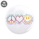Peace Love Laugh 3.5