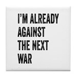 Im already against the next WAR Tile Coaster