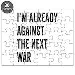 Im already against the next WAR Puzzle